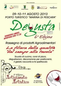 degusta 2013 Pescara