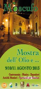 Moscufo - Mostra dell'olio