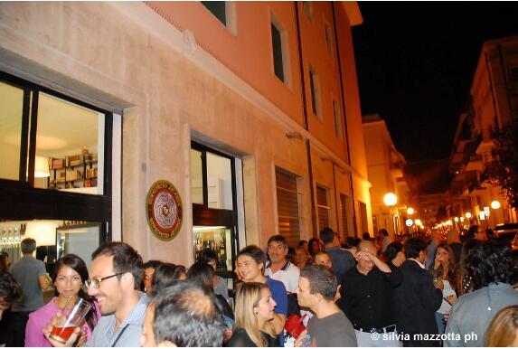 Inaugurazione punto vendita Birrificio Leardi Pescara