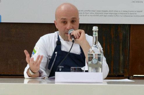 Tre stelle Michelin per Niko Romito