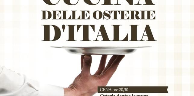 La grande cucina delle osterie D'Italia gastrodelirio a termoli il 31 gennaio 2014
