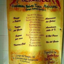 Macelleria San Giacomo degli Schiavoni listino Salumi