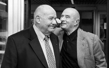 Henri Gault e Christian Millau