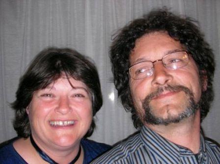 Gilles et Catherine Vergé