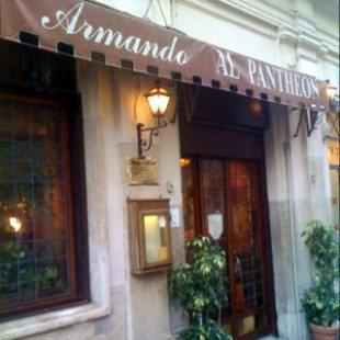 Armando al Pantheon