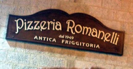 Antica friggitoria Romanelli