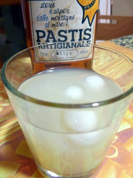 Argalà Pastis artgianale italiano