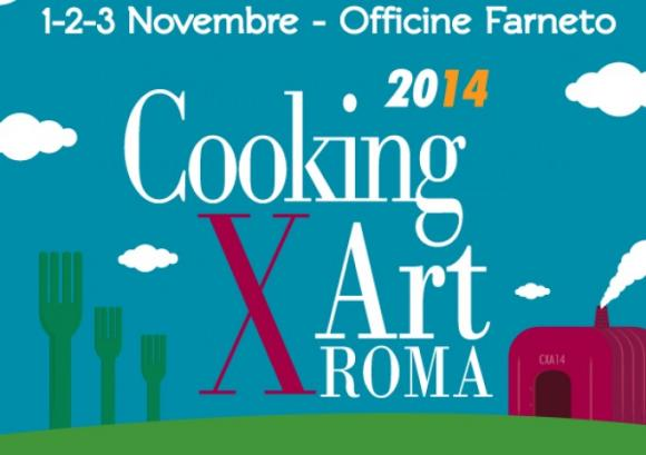 Cooking For Art Roma 2014