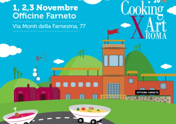 Cooking for Art 2014