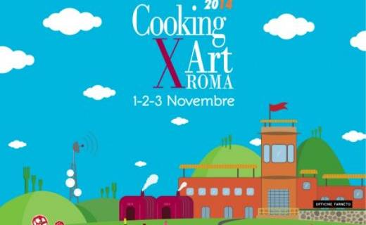 Cooking for Art: La Food Zone