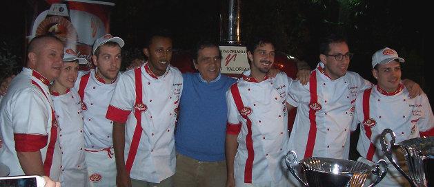 Pizza Chef Emergente 2014