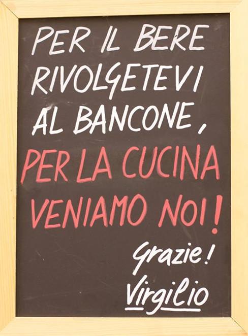 Osteria Virgilio Parma