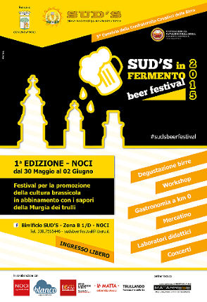 Sud's Beer Festival