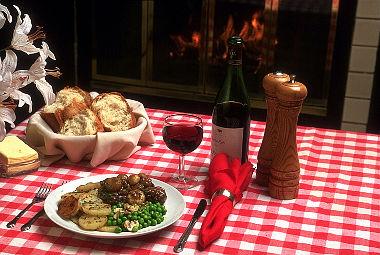 abbinamento cibo con vino