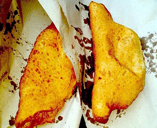 antica pizza fritta da zia esterina