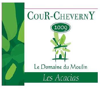 Henry Villemade - Cour-Cheverny Blanc les Acacias