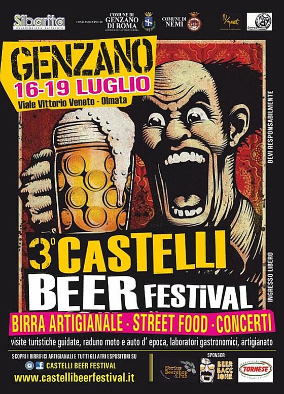 Castelli Beer Festival 2015
