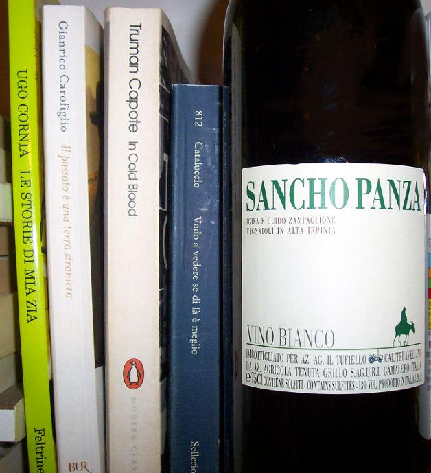 Fiano Sancho Panza 2013 Zampaglione