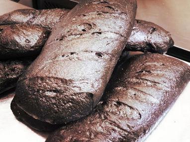 pane al carbone vegetale sfilatini