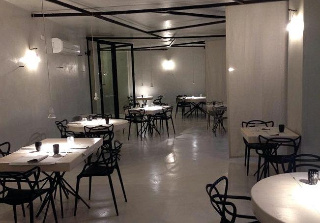 ristorante al metrò san salvo interno