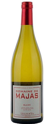 Côtes Catalanes Majas Blanc bottiglia