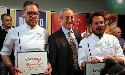 cooking for art 2016 milano miglior chef emergente 2016 mini