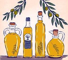 qualità dell'olio bottiglie