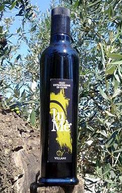 Olio Extravergine LuMè bottiglia
