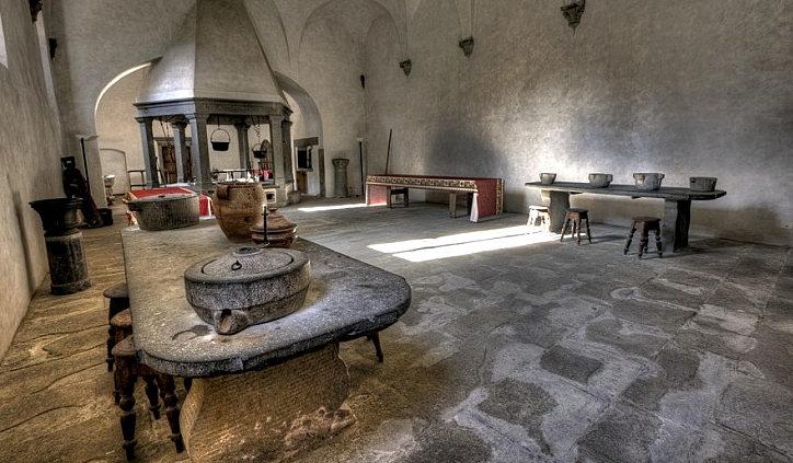 Gin dry Vallombrosa abbazia interno