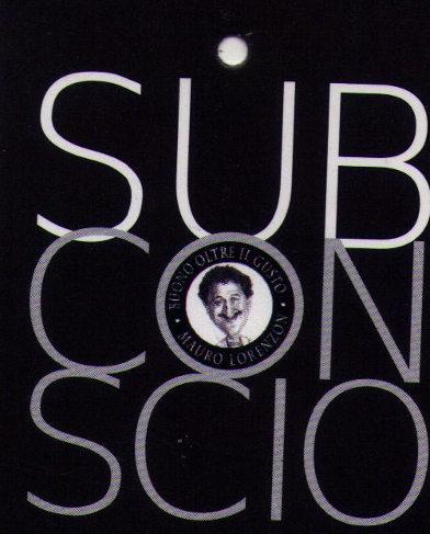 Subconscio Ro.Sa etichetta fronte
