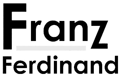 Alex Kapranos Rock restaurant logo