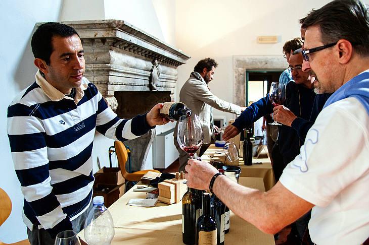 Naturale Salone del Vino Artigianale navelli 2016 pubblico