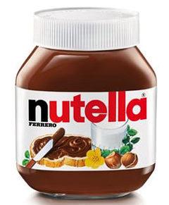 Crackers e Nutella nutella