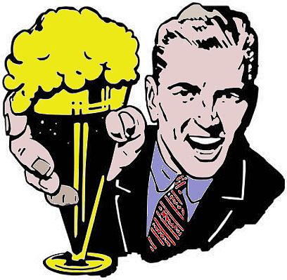 Italia ci sono troppi birrifici uomo con birra
