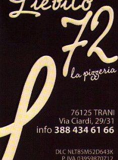 lievito 72 a Trani