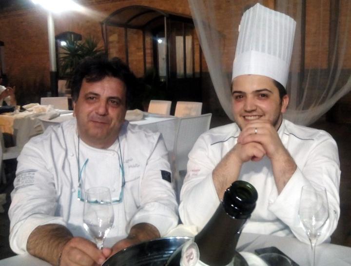 Antonio esposito e Mirko Esposito That's Amore a Lucera