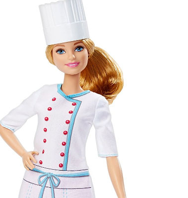 barbie the icon barbie chef