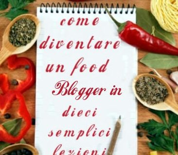 come diventare food blogger mini