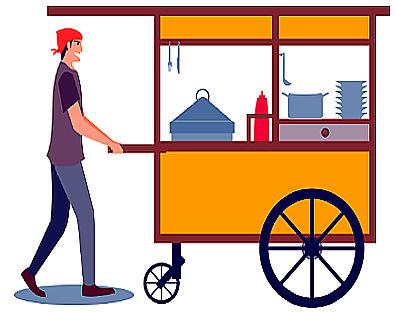 street food carettino