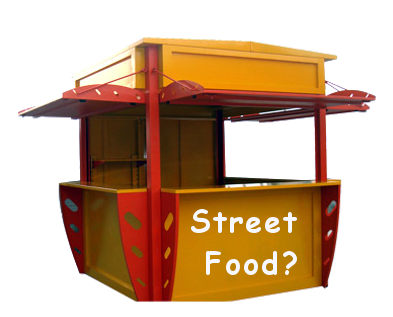 street food chiosco