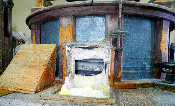 molino cofelice Matrice macina a pietra pirenaica