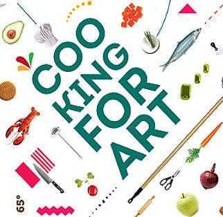 Cooking For Art 2016 Roma finalissima alle Officine Farneto mini