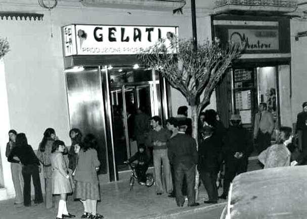 intervista con il gelataio gelateria trivelli 1975 termoli