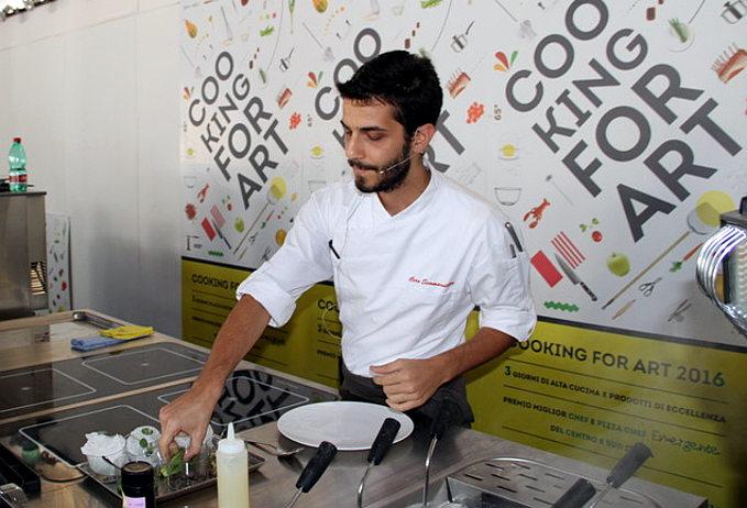 ciro scamardella miglior chef emergente del 2016