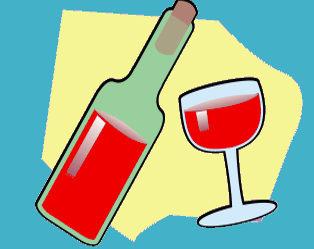 vino novello for dummies bottiglia 2