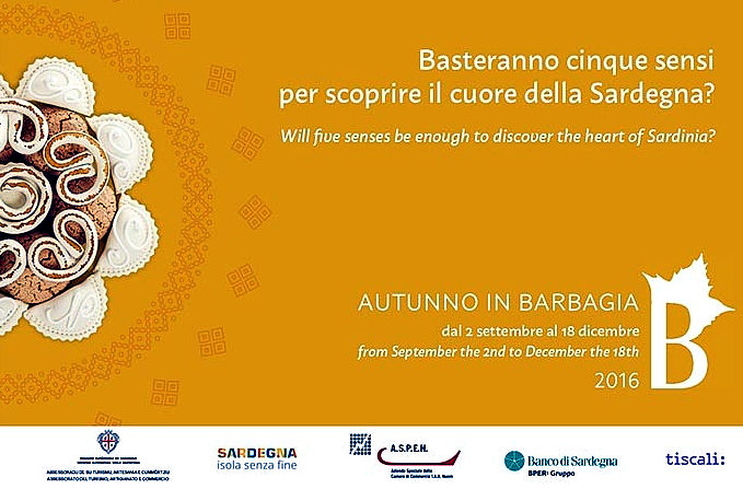 autunno in barbagia logo