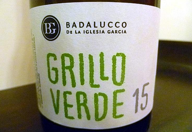 grillo verde 2015 etichetta