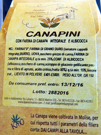 canapini ingredienti