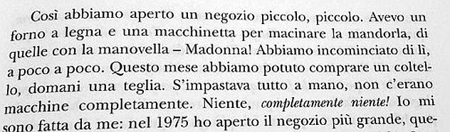 Maria Grammatico e Mary Taylor Simeti libro