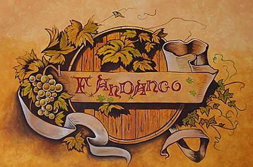 salvatore gatta pizzeria fandango logo
